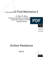 Topic 1 Surface Resistance Part II
