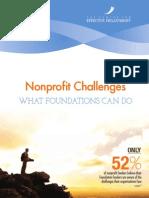 Nonprofit Challenges 09-09-13