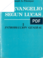 Fitzmyer, Joseph a - El Evangelio Segun Lucas 01
