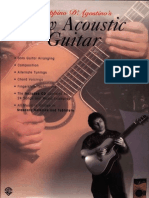 Acoustic Guitar Method