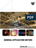 General Application Meters Category