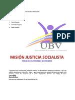 COMITES MISIÓN JUSTICIA