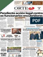 Periódico Norte de Ciudad Juárez 9 de Octubre de 2013