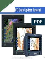 Avidyne MFD Data Update Tutorial Rev4