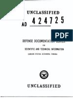 NASA USAF Gemini LC-19 Activation Plan 1962