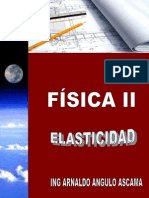 Elasticidad Fisica II Libro Ing Angulo