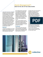 DataCentre Lifecycle Management Solution Overview