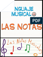 Book Notas Musicales