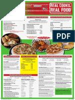 Frato's Pizza & Catering of Schaumburg - February 2016 Seasonal Menu Edition
