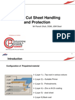 Coil and Cut Sheet Handling and Protection -Paresh Shah, JSW