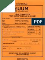 BPCOMM pass year