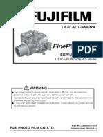 Fuji Finepix S7000 Service Manual