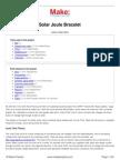 Solar Joule