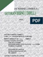 Getaran Bising (Thrill