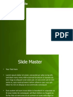 Animated Pills Powerpoint Template