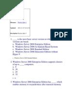 Windows Server 2008 Quiz.docx