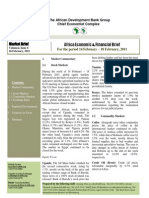 1.5-Africa Economic and Financial Brief 14 February - 18 February 2011