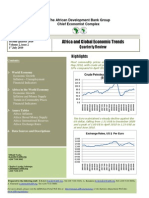 Q2 2010 Africa and Global Economic Trends