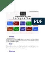 Top ten para crear infografías