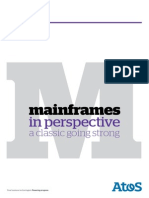 Atos White Paper Mainframes in Perspective