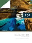 THE LUXURY CRUISE COMPANY - CALENDAR 2014-2015.PDF