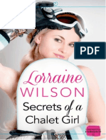 Lorraine Wilson - Secrets of a Chalet Girl