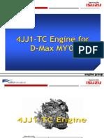 4JJ1-TC Engine_dmax MY'07