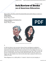 andrew delbanco [the new york review of books 2013_the two faces of american education [october].pdf