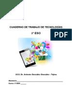 Cuaderno de Tecnologia 3eso