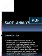Swot Analysis of Elrehab