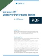 Webserver Testing En