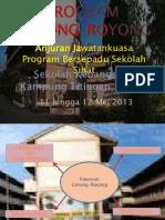 Persembahan PP Gotong Royong Ria