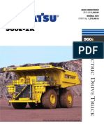 Rigid Dump Trucks - 960E-2K