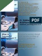 Dr Siddharth Jain critical path