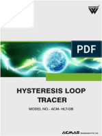 Hysteresis Loop Tracer