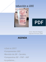 Introduccion a J2EE