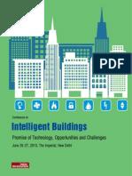 Conf Intelligent Buildings June2013