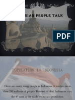 POWERPOINT - All About Indonesia