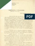 1971 Material documentar - Galaxia Noastra o Insula in Univers - Augustin Mada