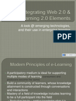 7420563 eLearning 20 Solutions to Enterprise Education