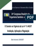 O Cenário na Vigência da Lei nº 11.44507.pdf