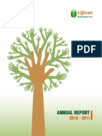 Ujjivan Annual and Social Report 2010 - 11