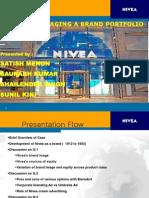 Nivea Presentation Brand Equity