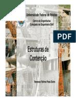 2. Estruturas de Contenção