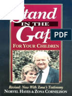 Stand in the Gap for Your Children (3)
