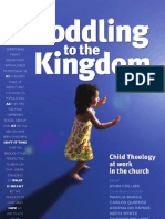 Toddling to the Kingdom