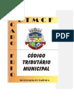 CÓDIGO TRIBUTÁRIO MUNICIPAL DE CABO FRIO