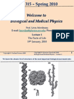 Biological and Medical Physics