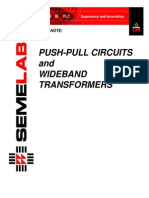 Push-Pull Circuits and Wideband Transformers.pdf