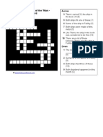 Futility Crossword